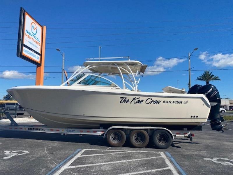 Sailfish-325 Dual Console 2017 -Tampa Bay-Florida-United States-1565673-featured