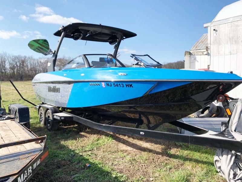 photo of 25' Malibu Wakesetter 25 LSV 2018