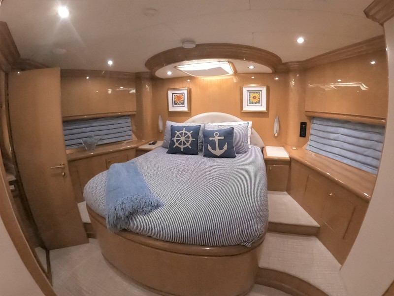 Captain's Cabin/ 3rd VIP