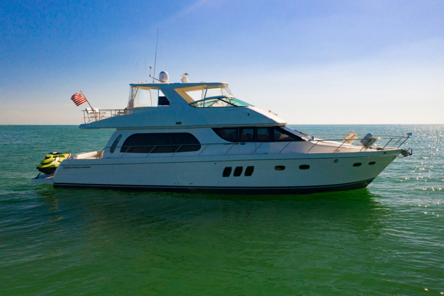 photo of 56' Carver 560 Voyager 2009