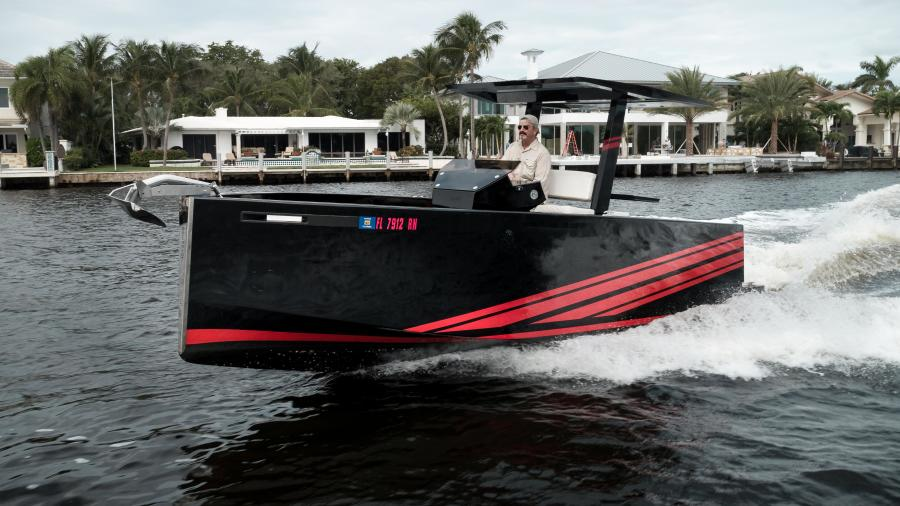 Photo of 23' Other DeAntonio Yachts D23 2013
