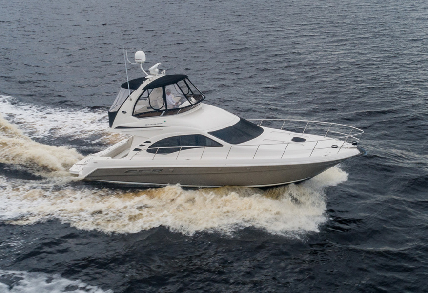 photo of 42' Sea Ray Sedan Bridge 2005
