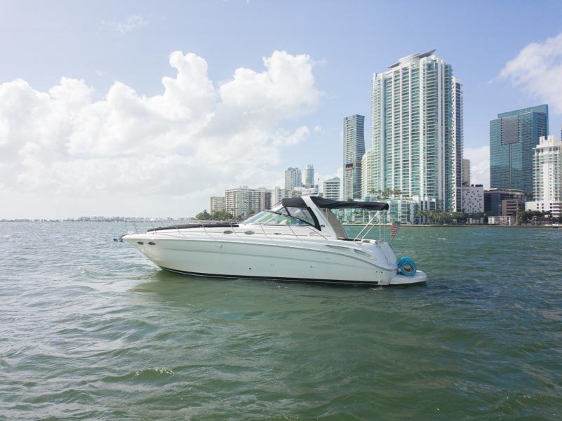 Sea Ray-Sundancer 2003 -Florida-United States-2003 38 Sea Ray-1568940-featured