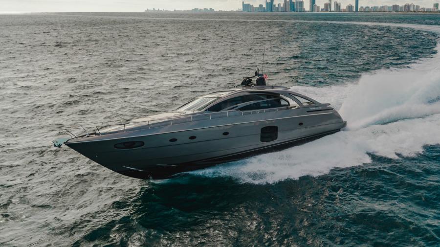 photo of 70' Pershing 70 Motor Yacht 2015
