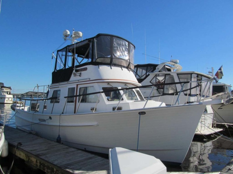 photo of 36' Monk Trawler 2003