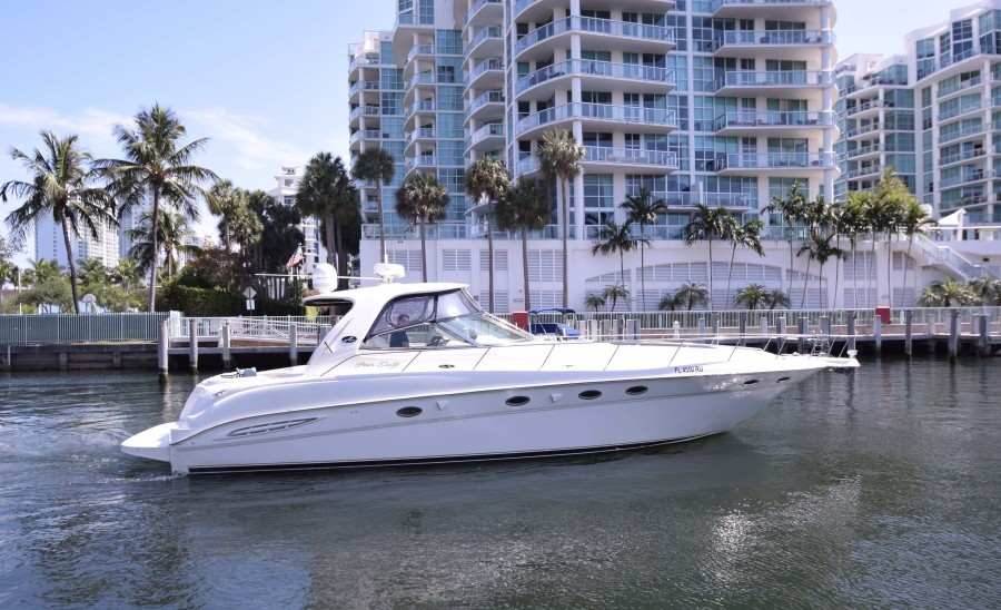 photo of 46' Sea Ray 460 Sundancer 2002