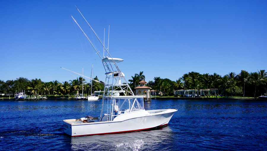 Photo of 33' L&H Walkaround Sportfish 1994