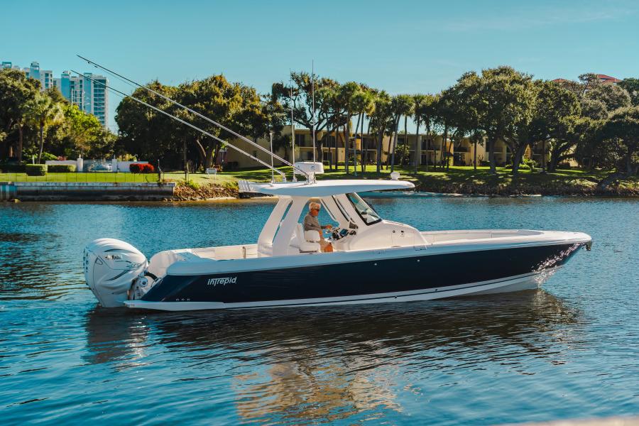 Intrepid-345 Nomad 2020-CORYPHEE North Palm Beach-Florida-United States-CORYPHEE-1574544-featured