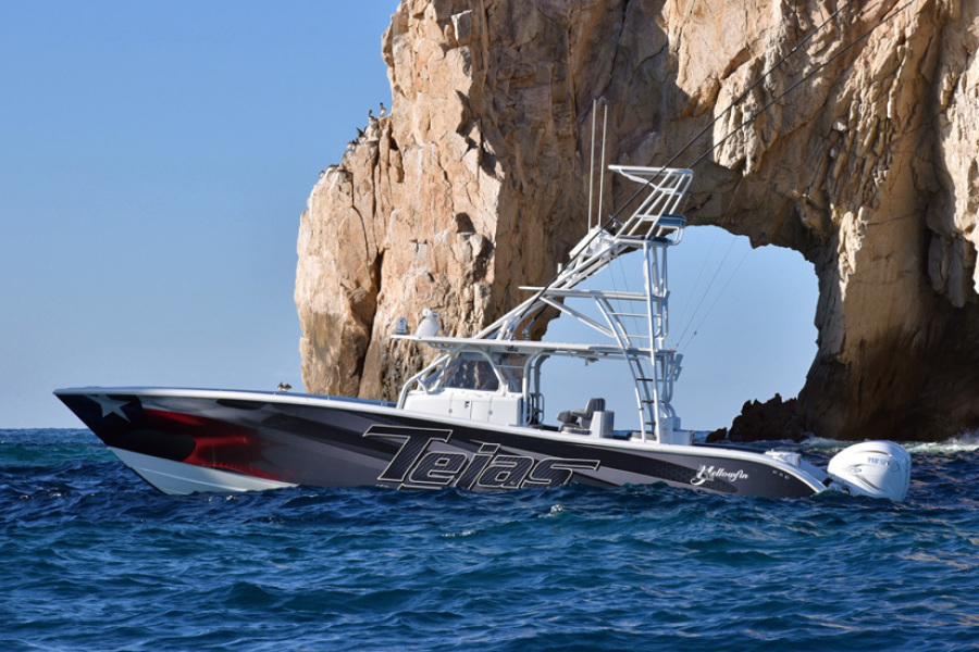 Photo of 42' Yellowfin 42 Center Console 2015