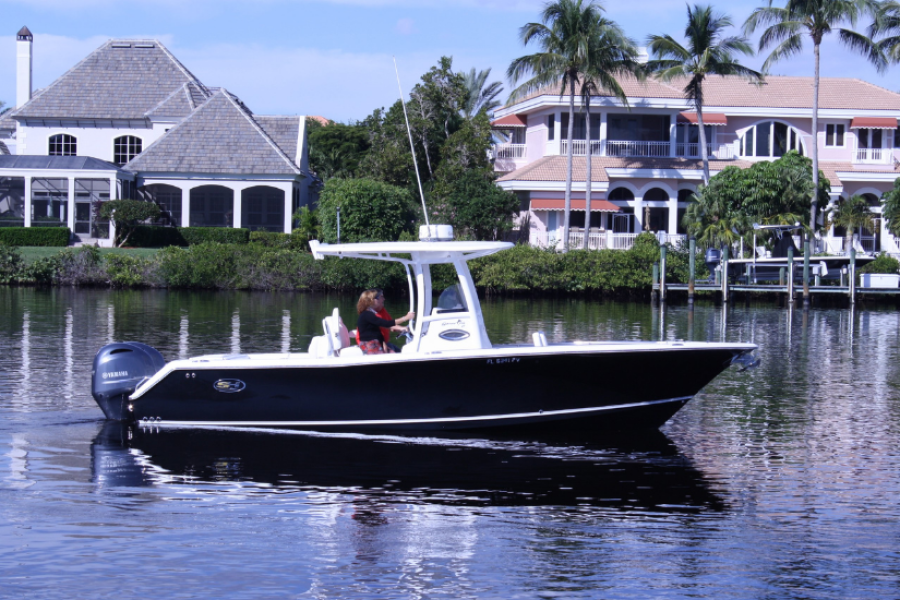Photo of 27' Sea Hunt 27 Gamefish 2015