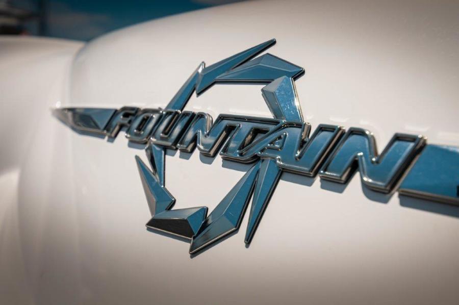 2019 Fountain 43 NX - Galati Yacht Sales Trade - Detail