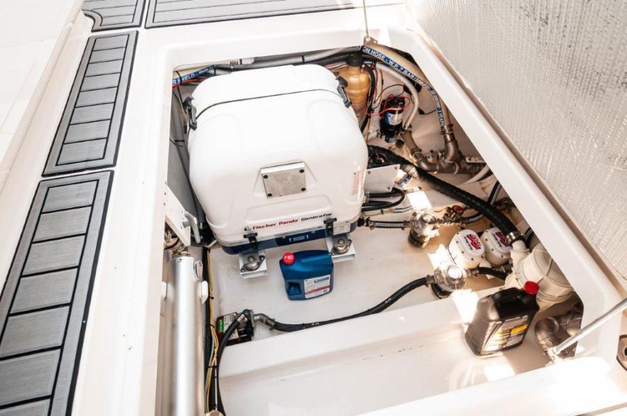 2019 Fountain 43 NX - Galati Yacht Sales Trade - Galati Yacht Sales Trade - Generator