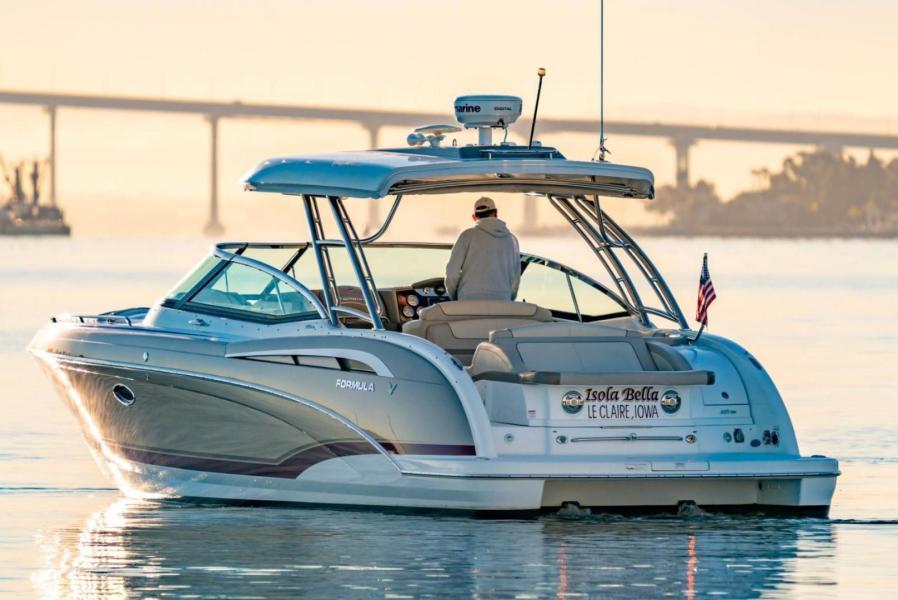 Formula-350 Crossover Bowrider 2015-Isola Bella San Diego-Washington-United States-1577019-featured