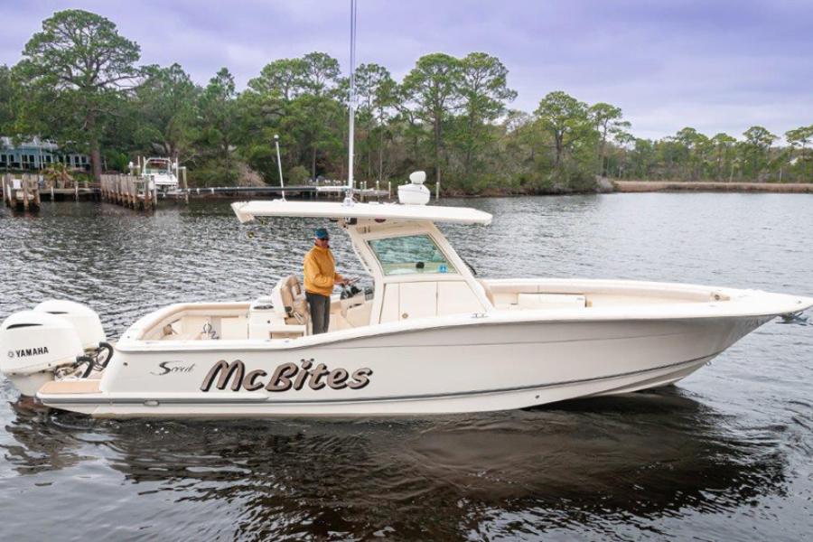 Scout-320 LXF 2013-McBites Destin-Florida-United States-2013 32 Scout  McBites-1594117-featured