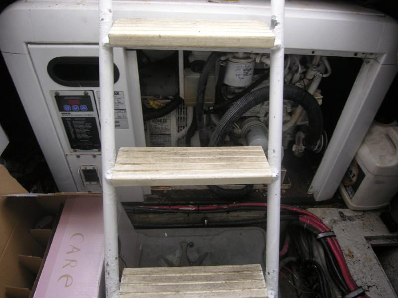 Generator Engine Room