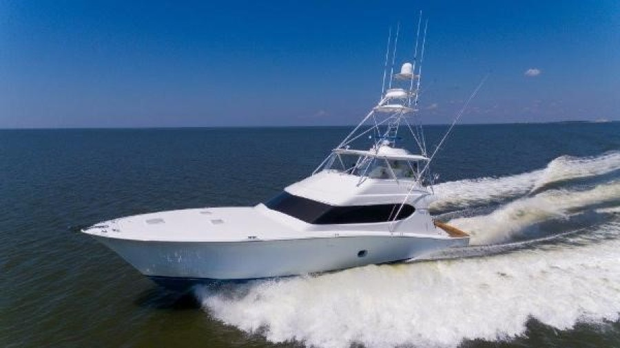 Photo of 68' Hatteras Convertible 2005