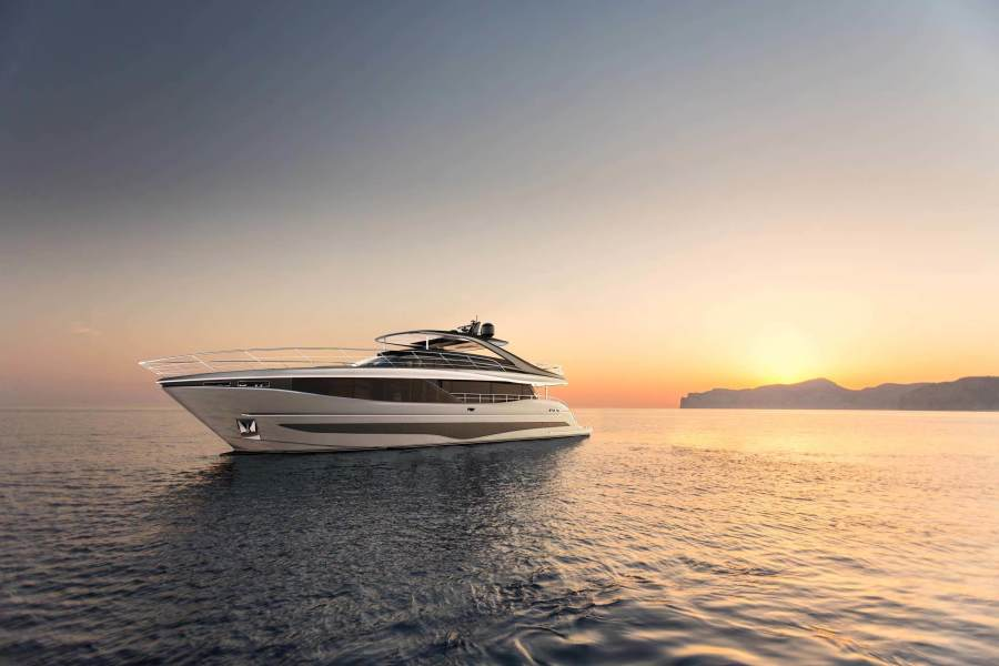 Photo of 95' Princess 95 Motor Yacht 2022