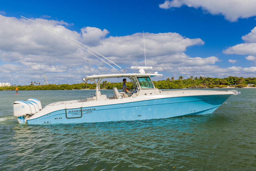 Hydra-Sports-4200 Siesta 2015-4200 Custom Siesta Jupiter-Florida-United States-1582725-featured