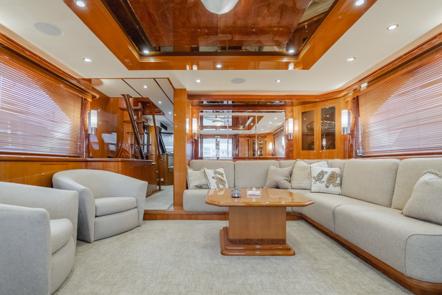 SOUNDINGS yacht for sale