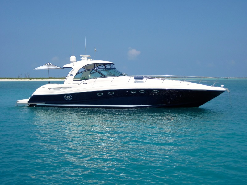 Sea Ray-500 Sundancer 2004-The Escape Fort Myers-Florida-United States-1583738-featured