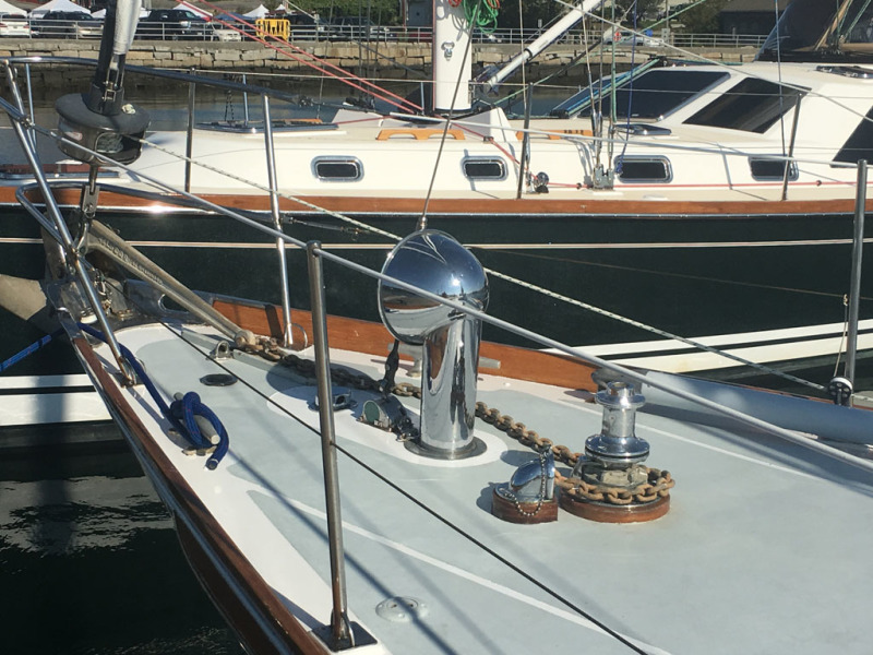 Foredeck Bow