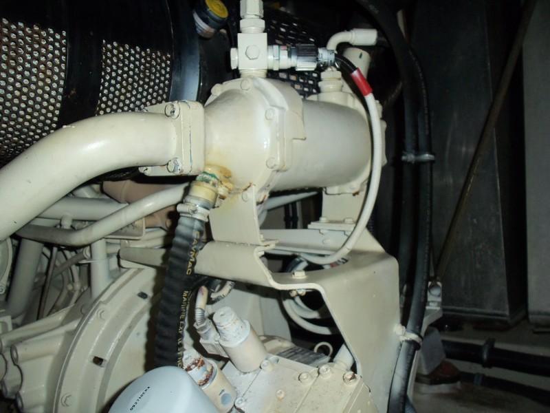 Port Engine Detail