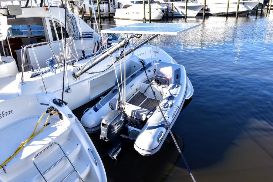 Lagoon 380 Sailboat 2001 Barefoot