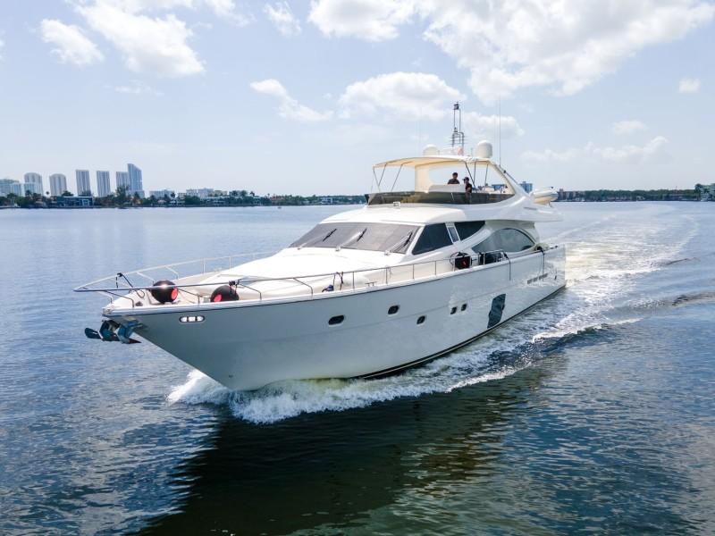 Photo of 83' Ferretti Yachts 830 2006