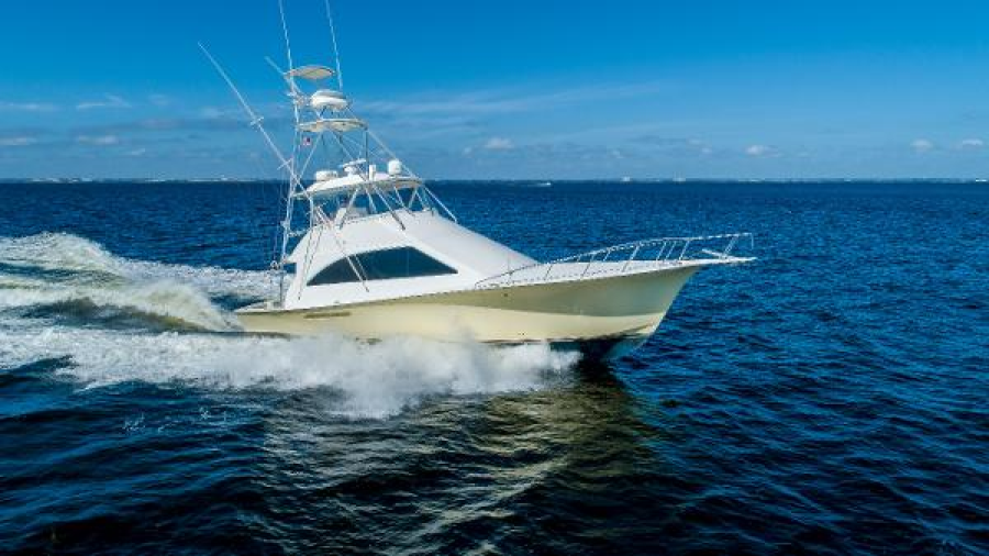 Ocean Yachts-56 Convertible 2000-Sharshee Dawn Pensacola Beach-Florida-United States-1588757-featured