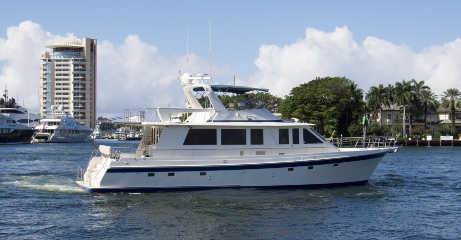 Offshore Yachts-Flushdeck 2001-Mimi Fort Lauderdale-Florida-United States-1677123-featured