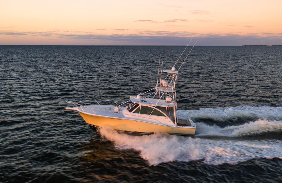 Photo of 41' Luhrs 41 Open 2006