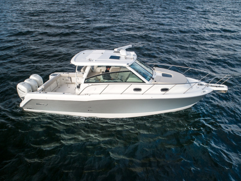 2018 Boston Whaler 345 Conquest - Happy Hours