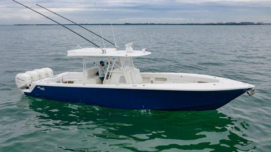 SeaVee-390z 2016-Alejandra Coconut Grove-Florida-United States-1591245-featured