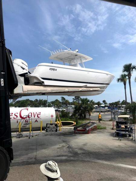 Intrepid-400 Center Console 2019-NO NAME Fort Lauderdale-Florida-United States-1591943-featured
