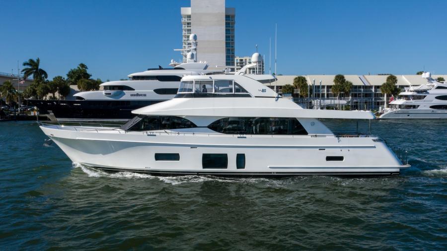 Ocean Alexander-Evolution 2018-7 DIAMONDS Fort Lauderdale-Florida-United States-1592321-featured