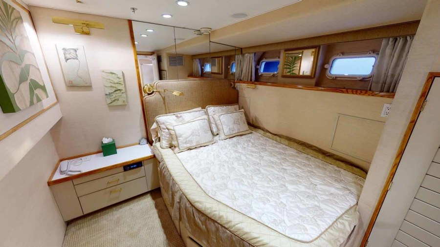 Starboard Side VIP