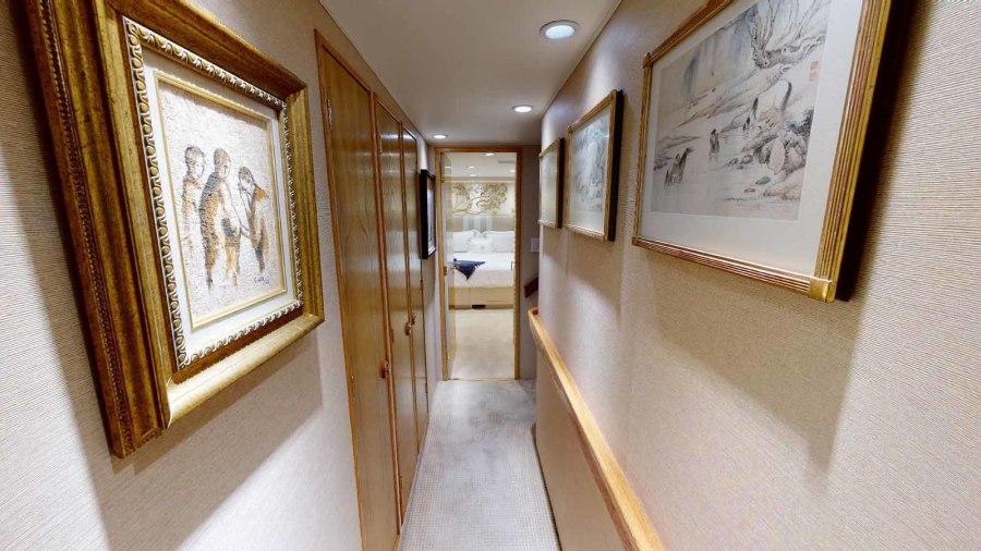 Lower Deck Companionway