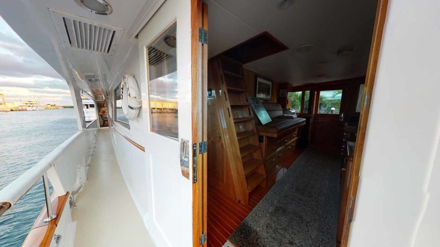 PH Doors to Side Deck