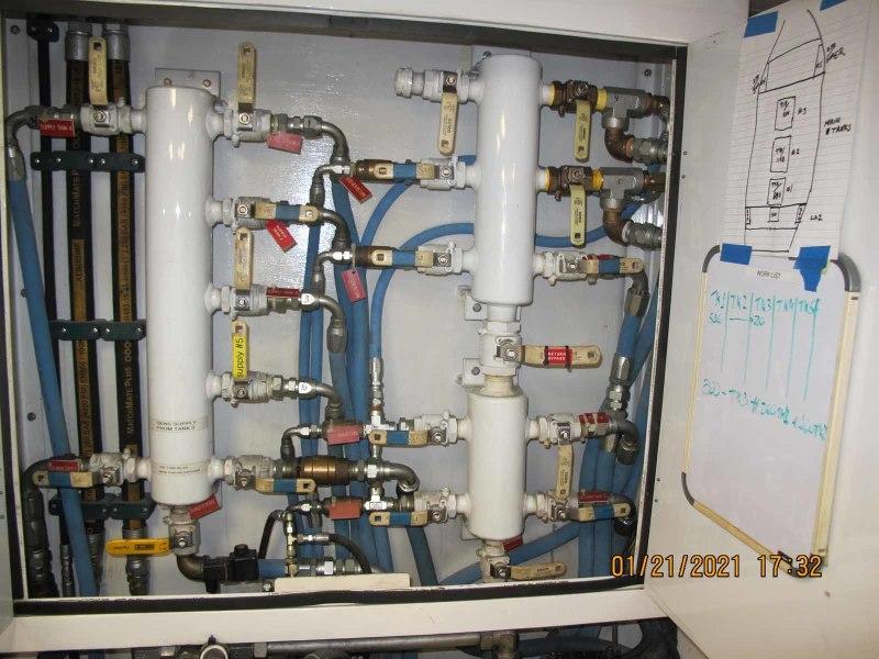 Fuel Manifold Cabinet