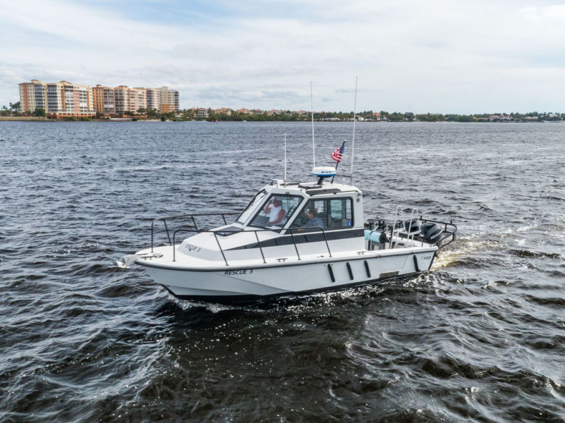 Boston Whaler-Challenger 2016-Rescue 3 Cape Coral-Florida-United States-BW Challenger Profile-1603195-featured