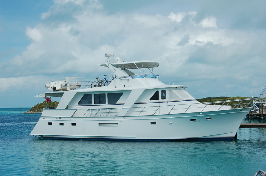 Photo of 53' DeFever 53 POC 1988