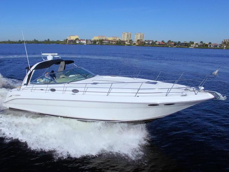 Sea Ray-410 Sundancer 2003-Hit The Gas Palmetto-Florida-United States-1598344-featured