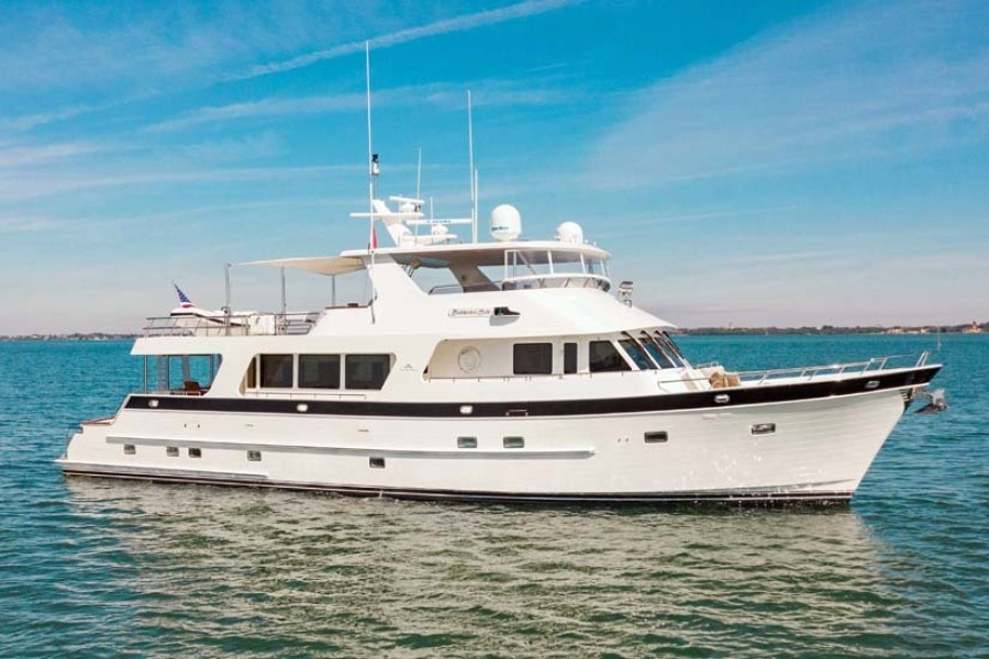 Photo of 82' Outer Reef Yachts 82 CPMY 2015