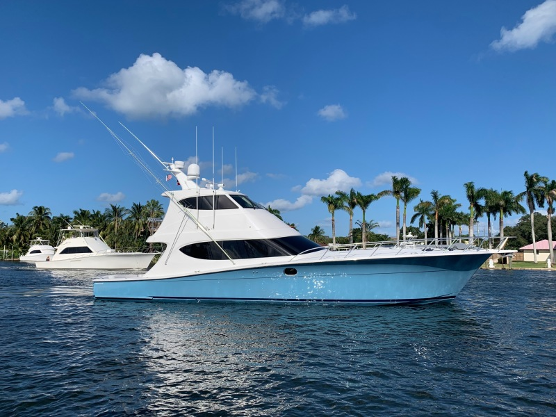 Photo of 63' Hatteras 63GT 2012