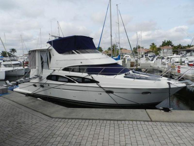 Carver-44 Cockpit Motor Yacht 2006-ROXY Fort Lauderdale-Florida-United States-1599366-featured