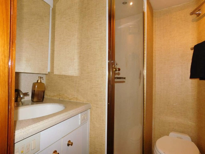 Master En-Suite Head And Shower