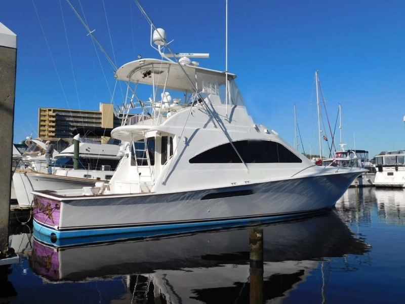 Ocean Yachts-Super Sport 2005-Missin The Buck Daytona Beach-Florida-United States-Main Profile-1599514-featured