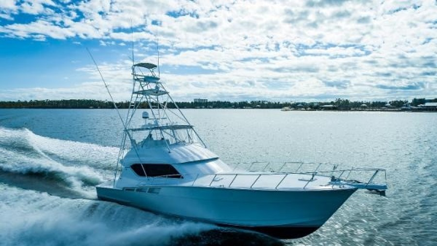 Hatteras-Sportfish 1999-My Time VI Orange Beach-Alabama-United States-1600632-featured