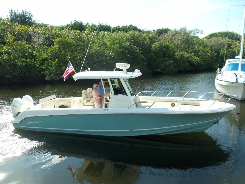 Boston Whaler-Outrage 33 2020-Whaler 33 Jupiter-Florida-United States-Profile-1602292-featured