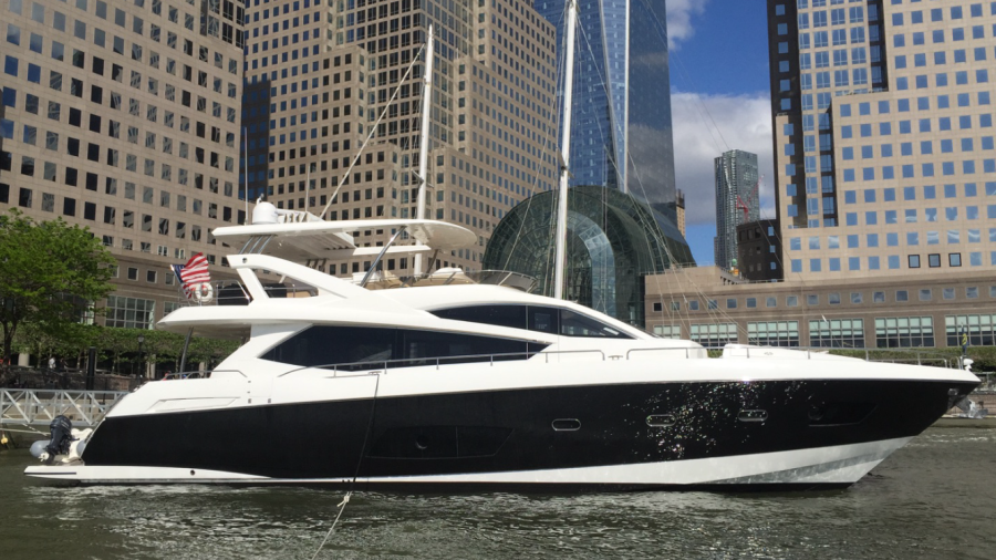 Sunseeker-Manhattan 73 2014-Born To Run Charleston-South Carolina-United States-1603929-featured